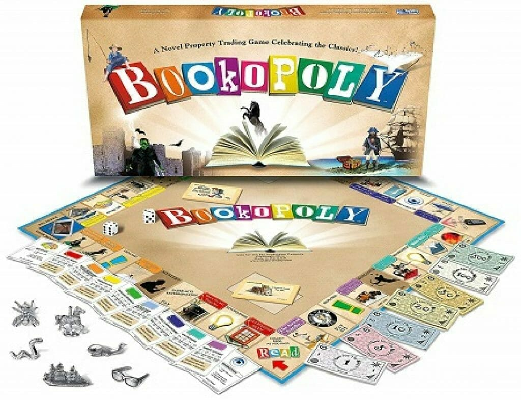 bookopoly idea regalo